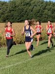 Girls Varsity Cross Country Runners post strong finishes at Bobcat Invite