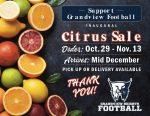 Bobcat Football Fundraiser!