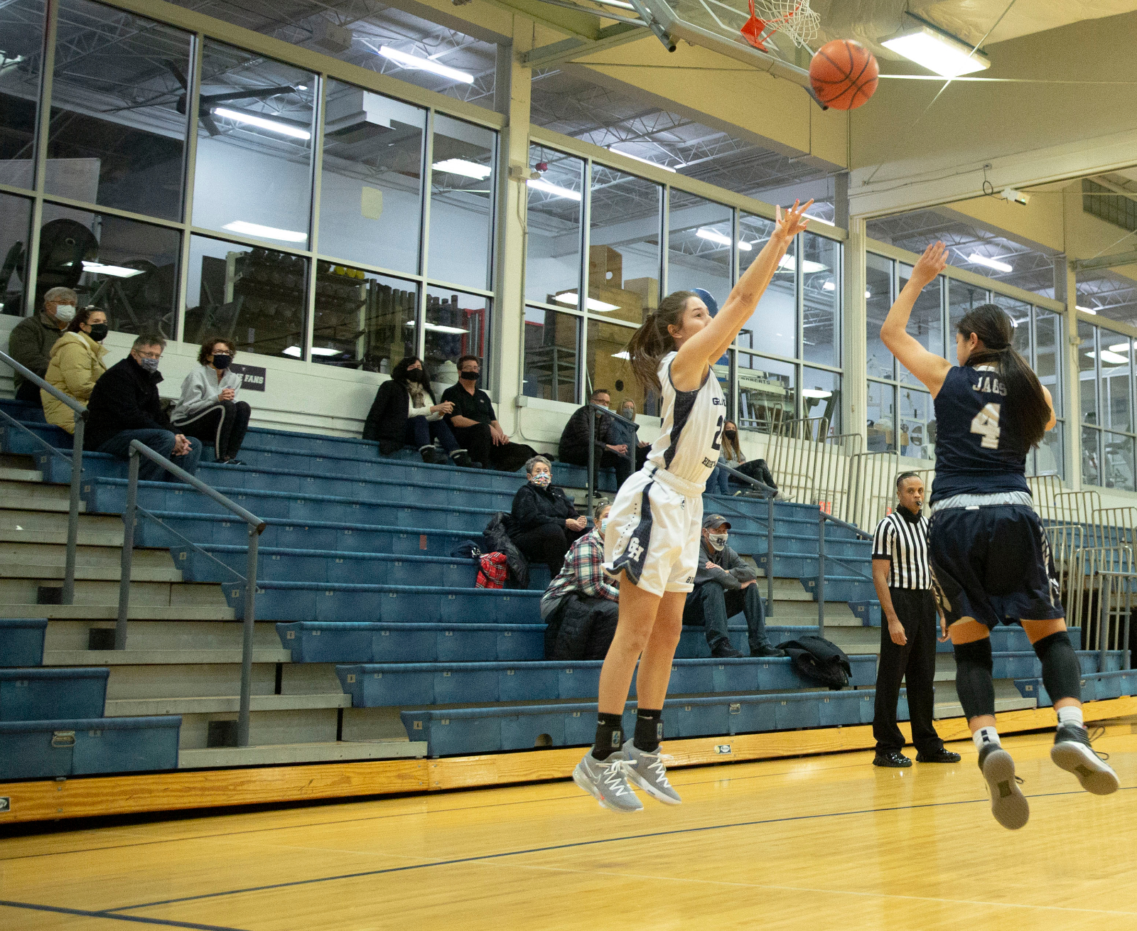 Girls Basketball vs. Wellington – Jan. 22nd.