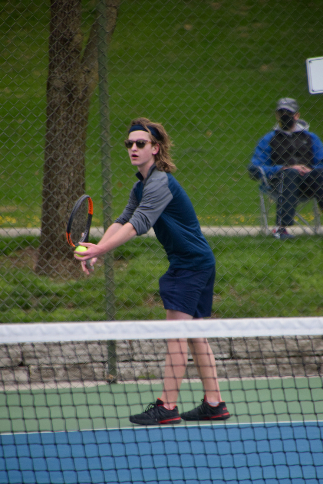 Boys Tennis vs. Bloom Carroll 3.31.21