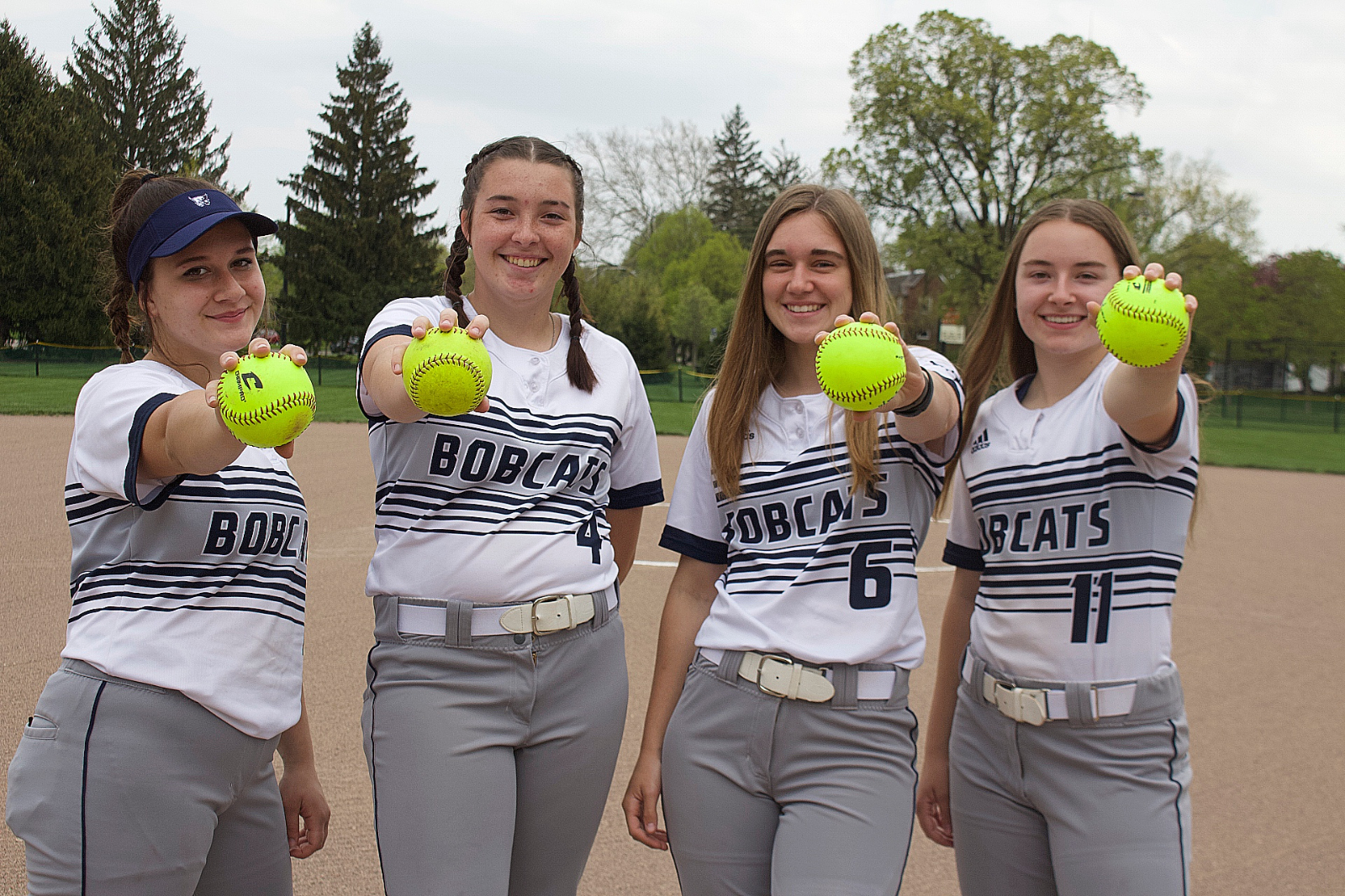 Softball Senior Night – April 30, 2021