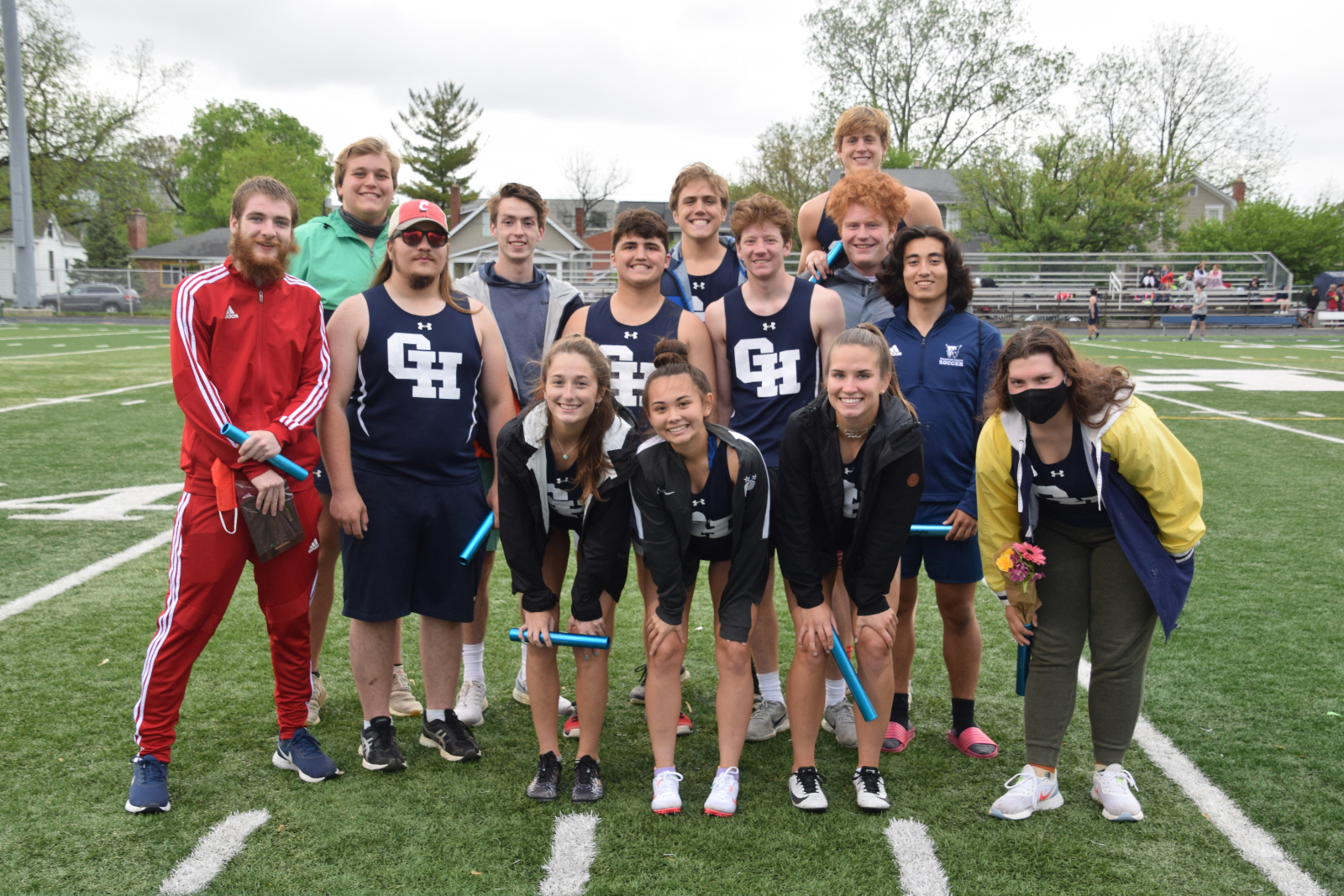 Senior Night Track and Field – May 4, 2021