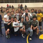 Copley Senior High School Boys Varsity Wrestling finishes 1st place
