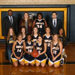 Copley Senior High School Girls Varsity Basketball falls to Norton High School 44-43