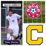 Vinny Worner – All America Honors