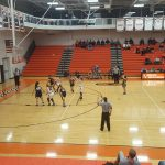 Copley Senior High School Girls Varsity Basketball falls to Green High School 49-33