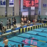 Copley Senior High School Girls Varsity Swimming beat Revere High School 128-37