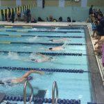 Copley Senior High School Boys Varsity Swimming beat Revere High School 89-80