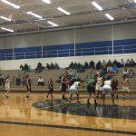 Copley Senior High School Girls Junior Varsity Basketball falls to Highland High School 37-18