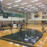Copley Senior High School Girls Varsity Basketball falls to Highland High School 52-26