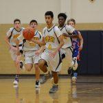 Copley Senior High School Boys Freshman Basketball falls to Revere High School 45-33