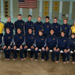 Copley Senior High School Boys Varsity Swimming finishes 5th place