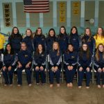 Copley Senior High School Girls Varsity Swimming finishes 1st place