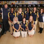 Copley Senior High School Girls Varsity Bowling finishes 3rd place