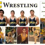 Copley Senior High School Boys Varsity Wrestling falls to Smithville High School 40-26