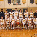Copley Senior High School Boys Freshman Basketball beat Revere High School 45-33