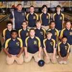 Copley Senior High School Boys Varsity Bowling finishes 2nd place