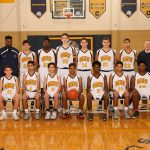 Copley Senior High School Boys Freshman Basketball beat Roosevelt 57-25