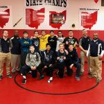 Copley Senior High School Boys Varsity Wrestling finishes 5th place