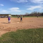 Copley Senior High School Junior Varsity Softball beat Barberton High School 14-6