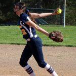 Copley Senior High School Varsity Softball beat Barberton High School 7-5