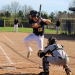 Copley Senior High School Varsity Baseball falls to Highland 11-5