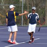Copley Senior High School Boys Varsity Tennis beat Barberton High School 5-0