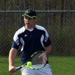 Copley Senior High School Boys Varsity Tennis beat Kent Roosevelt High School 3-0