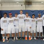 Copley Senior High School Boys Varsity Tennis finishes 1st place