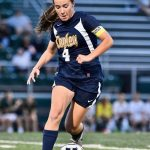 Copley Senior High School Girls Varsity Soccer ties Highland High School 0-0
