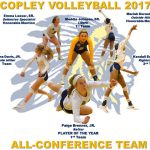 2017 Volleyball All-Conference Team
