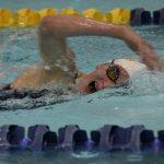 Girls Varsity Swimming beats Stow 88 – 82