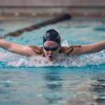 Girls Varsity Swimming finishes 1st place at Suburban League Championships