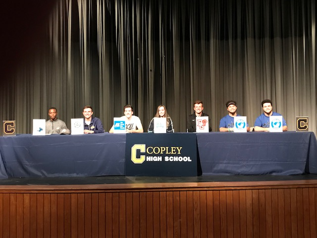 Signing Day Commitments