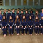Girls Varsity Swimming finishes 4th place at Sectionals