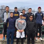 Boys Varsity Tennis beats Tallmadge 5 – 0