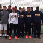 Boys Varsity Tennis finishes 2nd place at Medina Dbl Tourn