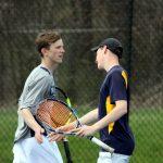 Boys Varsity Tennis beats Kent Roosevelt 4 – 1