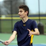 Boys Varsity Tennis beats Highland 5 – 0