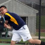 Boys Varsity Tennis beats Lake 3 – 2