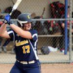 Girls Varsity Softball falls to Roosevelt 13 – 12