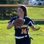 Girls Varsity Softball beats Hudson 6 – 5