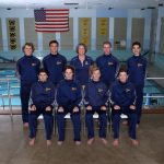 Boys Varsity Swimming beats Revere 84 – 83