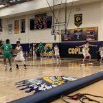 Boys Junior Varsity Basketball beats Holy Name 58 – 57