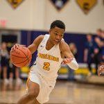 Copley Boys Varsity Basketball beats Wooster 64 – 61