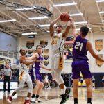 Copley Boys Varsity Basketball beats Jackson 66 – 53