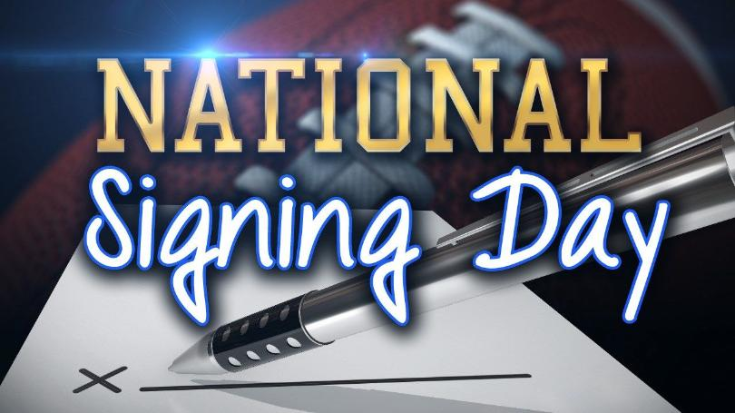 National Signing Day – February 6th