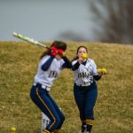 Softball vs Hudson 3-28-19