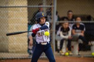 Softball vs Hudson 3-28-19