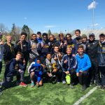 Boys Varsity Track Win Poland Invitational
